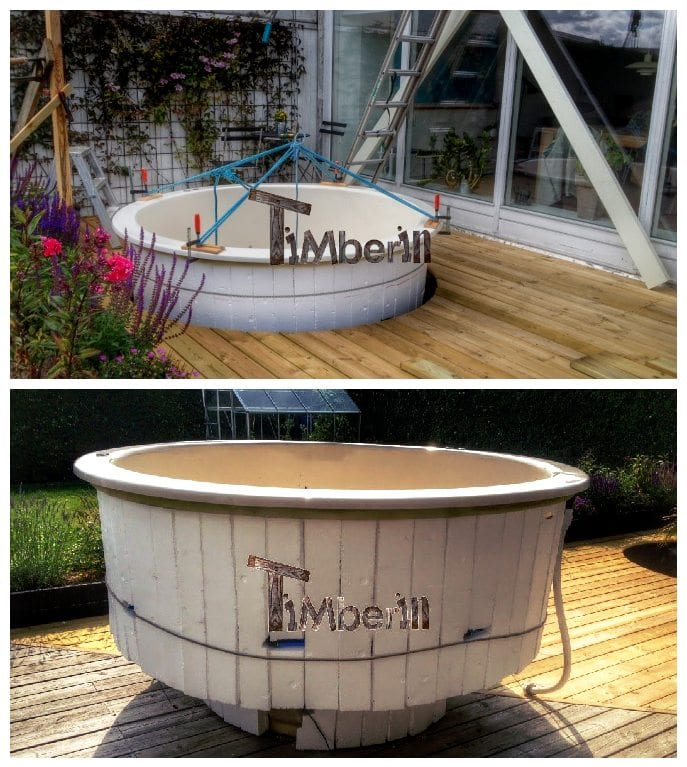 Hot Tub Terrasse Model Installation Eksempler (4)