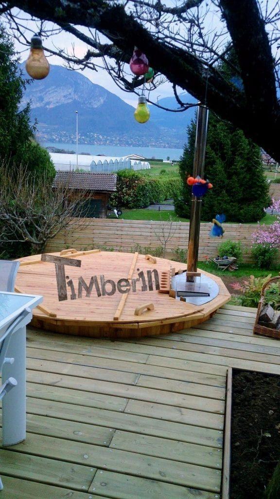 Vildmarksbade Indbygget I Terrasser (3)