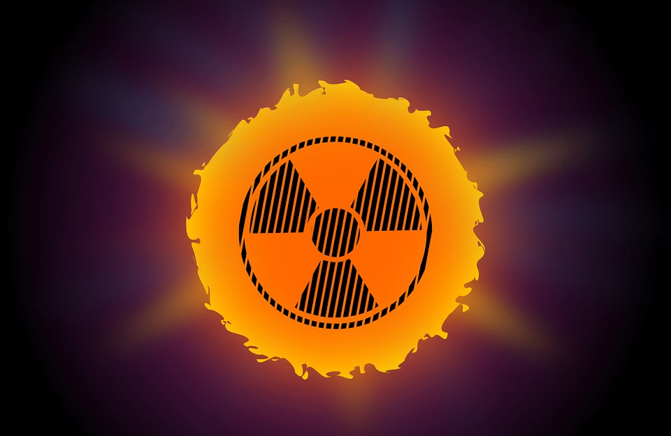 Sol Radioaktivt Ultraviolet