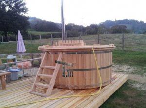Gulve til træbadetønder