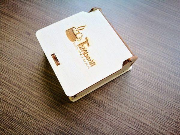 Bluetooth Termometeret Til Vildmarksbade TimberIN (3)