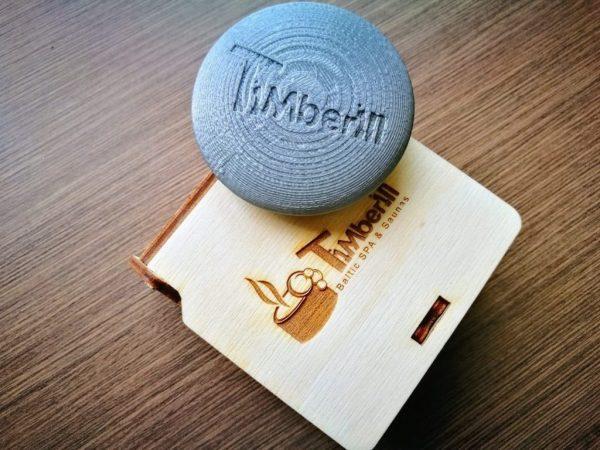 Bluetooth Termometeret Til Vildmarksbade TimberIN (7)