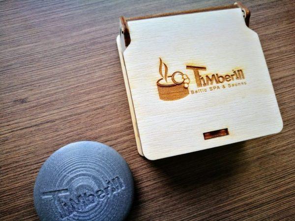 Bluetooth Termometeret Til Vildmarksbade TimberIN (8)