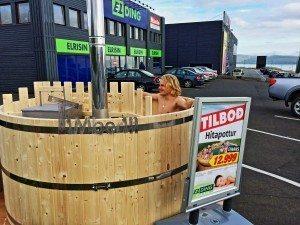 TimberIN partner i Færøerne