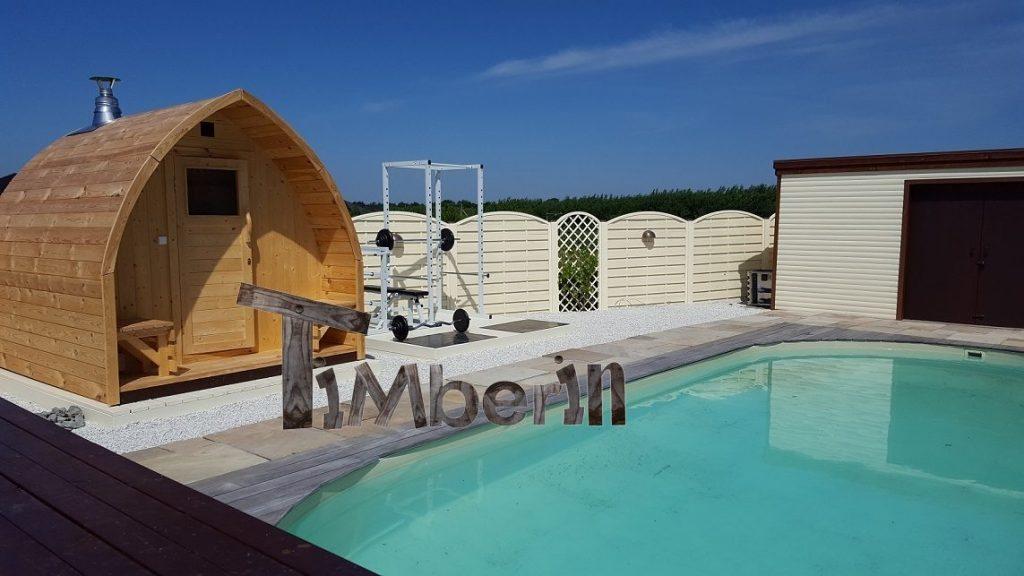 igloo sauna lasse sunds danmark 1