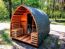 Køb Udendørs Sauna Red Cedar Rød Ceder