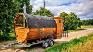 Mobil Sauna Tønde