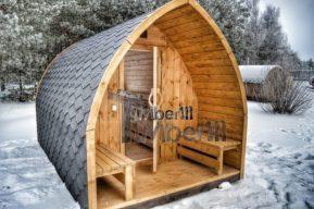 Svensk Udendørs Sauna
