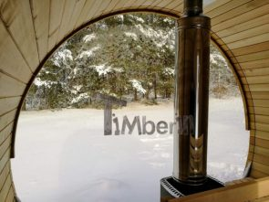 Udendørs Sauna Brugt