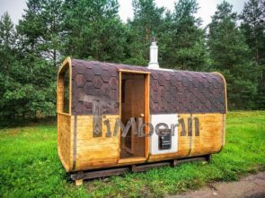 Udendørs Sauna Byg Selv