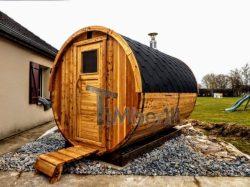 Udendørs Sauna Hytte
