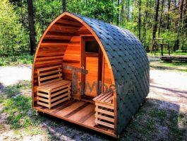 Udendørs Sauna Pris