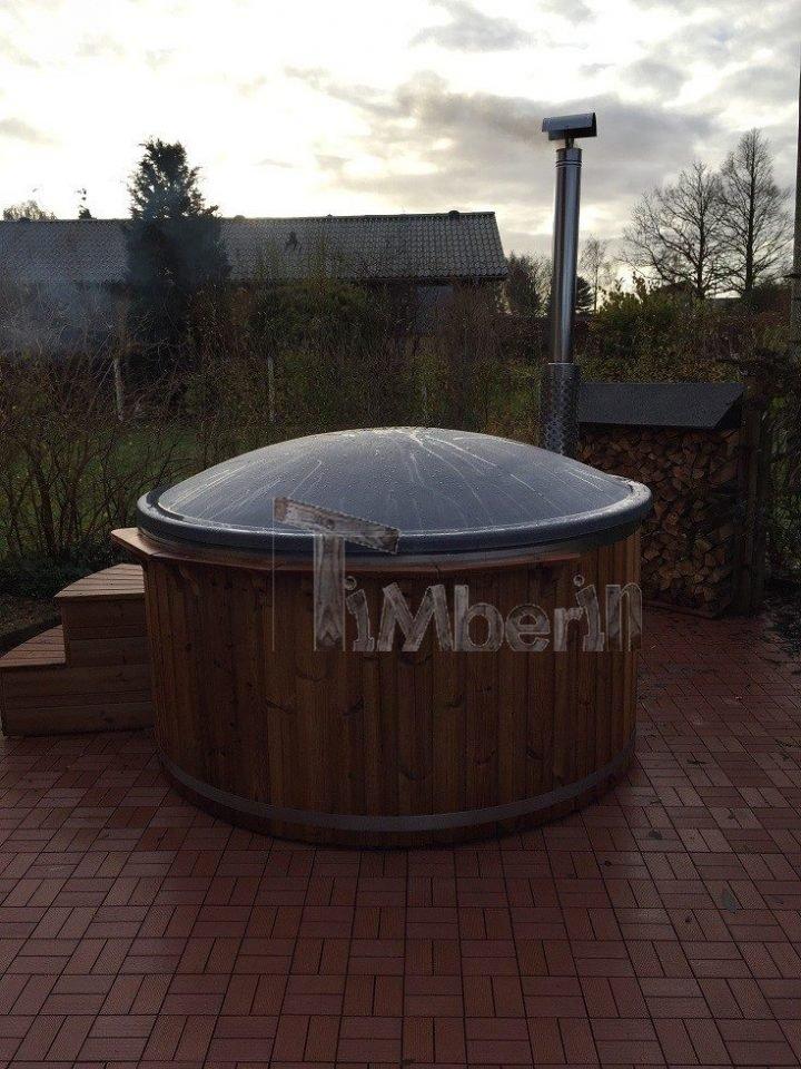 Vildmarksbad I Glassfiber, Wellness Royal, Lars, Nørre Snede, Danmark (1)