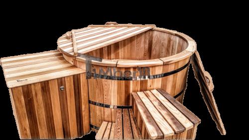 Vildmarksbad cedertræ