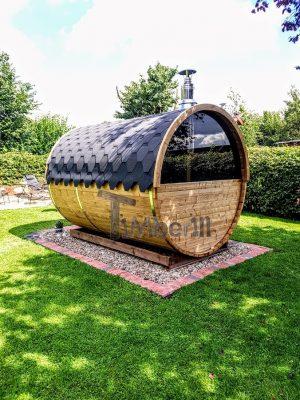 Udendors Sauna