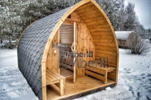 Udendors Sauna Hytte