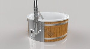 Vildmarksbad Fiberglas Wellness 3D Render (17)