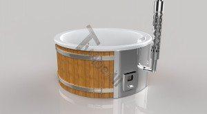 Vildmarksbad Fiberglas Wellness 3D Render (4)