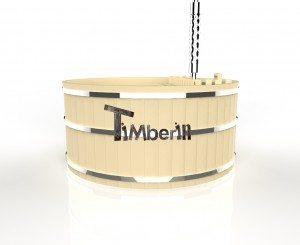 Vildmarksbad i træ basismodel billigt (4)